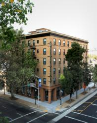 Newly Renovated The Studios at Hotel Berry in downtown Sacramento, CA